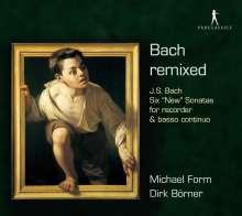 Michael Form & Dirk Börner - Bach remixed, CD