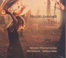 "Niccolo Jommelli (1714-1774): Sopran-Kantaten ""Tirsi"", CD"