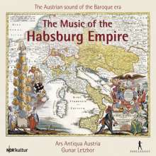 The Music of Habsburg Empire - The Austrian Sound of the Baroque Era, 10 CDs