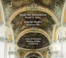 Valentin Molitor (1637-1713): Motetten aus Epinicion Marianum (1683), CD