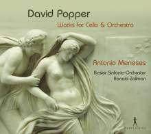 David Popper (1843-1913): Werke für Cello & Orchester, CD