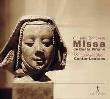 Ghiselin Danckerts (1510-1567): Missa de Beata Virgine a 5 (6) voci, CD