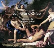 Stefano Landi (1587-1639): La Morte d'Orfeo, 2 CDs