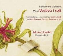 "Baldassare Vialardo (17.Jahrhundert): Missa ""Vestiva i colli"", CD"