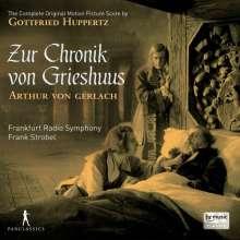 Gottfried Huppertz (1887-1937): Zur Chronik von Grieshuus (Filmmusik), 2 CDs