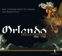 Nicola Antonio Porpora (1686-1768): Orlando, 2 CDs