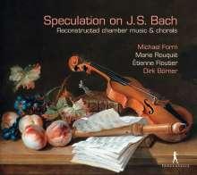 Johann Sebastian Bach (1685-1750): Speculation on J.S.Bach, CD