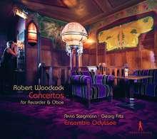 Robert Woodcock (1690-1734): Blockflötenkonzerte Nr.1-3, CD
