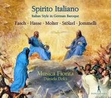 Spirito Italiano, CD