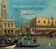 La Pifarescha - The Splendour of Venice, CD