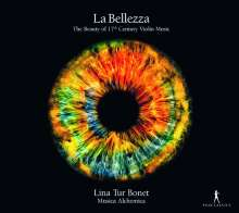 Lina Tur Bonet - La Bellezza (The Beauty of 17th Century Violin Music), CD
