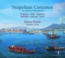 Neapolitan Concertos, CD