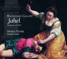 """Baldassare Galuppi (1706-1785): Oratorium """"Jahel"""" (Venedig 1747), 2 CDs"""