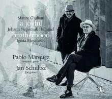Musik für Gitarre & Klavier - A Joyful Brotherhood, CD