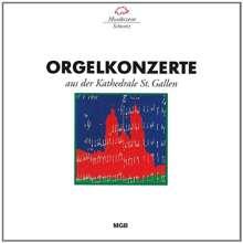 Paul Huber (1918-2001): Orgelkonzert (1993), CD