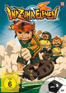 Inazuma Eleven Vol.3 (Episoden 15-20), 2 DVDs