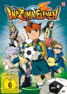 Inazuma Eleven Vol.4 (Episoden 21-26), 2 DVDs