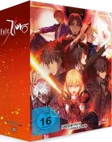 Fate/Zero (Komplettbox) (Blu-ray), 4 Blu-ray Discs