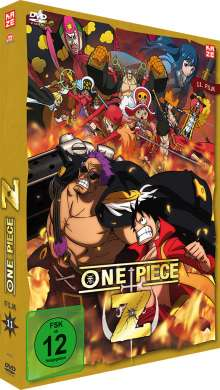 One Piece - 11. Film: One Piece Z, DVD