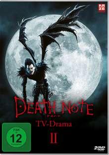 Death Note - TV-Drama Vol. 2, 2 DVDs