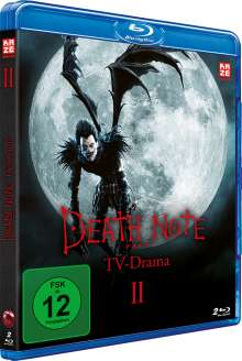 Death Note - TV-Drama Vol. 2 (Blu-ray), 2 Blu-ray Discs