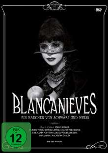 Blancanieves - Ein Märchen von Schwarz und Weiss, DVD