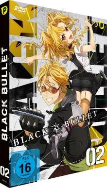 Black Bullet Vol. 2, 2 DVDs