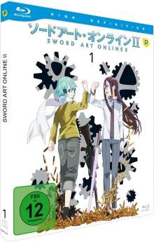 Sword Art Online 2 Vol. 1 (Blu-ray), Blu-ray Disc