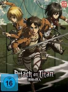 Attack on Titan Vol. 4, DVD