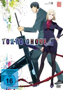 Tokyo Ghoul Root A (Season 2) Vol. 3, DVD