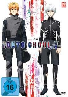 Tokyo Ghoul Root A (Season 2) Vol. 4, DVD