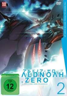 Aldnoah.Zero Vol. 2, DVD
