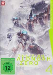 Aldnoah.Zero Vol. 4, DVD