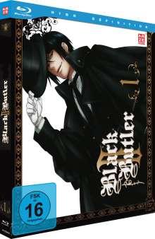 Black Butler Vol. 3 (Blu-ray), Blu-ray Disc