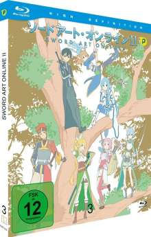 Sword Art Online 2 Vol. 3 (Blu-ray), Blu-ray Disc