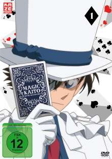Magic Kaito: Kid the Phantom Thief Vol. 1, DVD