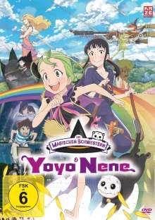 Yoyo & Nene - Die magischen Schwestern, DVD
