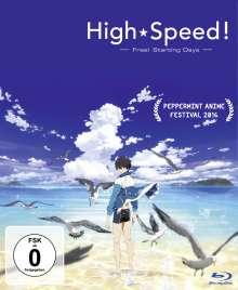 High Speed!: Free! Starting Days (Blu-ray), Blu-ray Disc