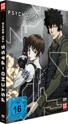 Psycho-Pass - The Movie, DVD