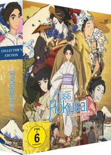 Miss Hokusai (Collector's Edition) (Blu-ray & DVD in Holz-Box), Blu-ray Disc