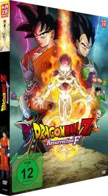 Dragonball Z - Resurrection F, DVD