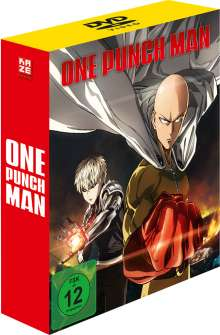 One Punch Man Vol. 1 (mit Sammelschuber), DVD