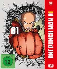 One Punch Man Vol. 1, DVD