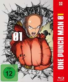 One Punch Man Vol. 1 (Blu-ray), Blu-ray Disc