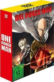 One Punch Man Staffel 1, 3 DVDs