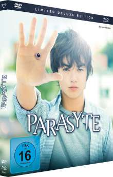 Parasyte Movie 1 (Blu-ray & DVD), Blu-ray Disc
