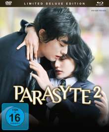 Parasyte Movie 2 (Blu-ray & DVD im Mediabook), 1 Blu-ray Disc und 1 DVD