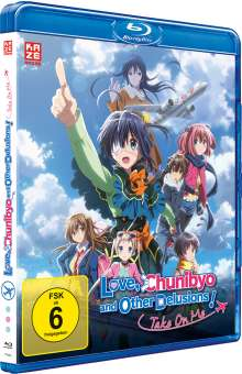Love, Chunibyo & Other Delusions! - Take On Me (Blu-ray), Blu-ray Disc