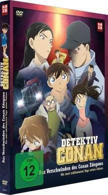 Detektiv Conan: Das Verschwinden des Conan Edogawa / Die zwei schlimmsten Tage seines Lebens, DVD