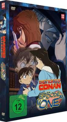 Detektiv Conan Episode ONE: Der geschrumpfte Meisterdetektiv, DVD